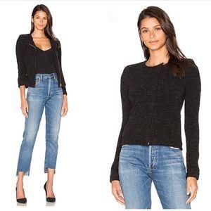 IRO Teny Sweater Cardigan Blazer Jacket NWT 36/4